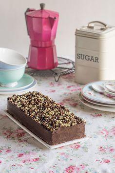 tarta chocolate galletas