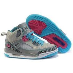 www.asneakers4u.com Jordan Spizike Women Basketball Shoes white grey moon A24044