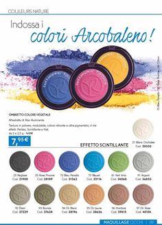 Ombretto colore vegetale Yves Rocher in 60 tonalità e 3 finiture