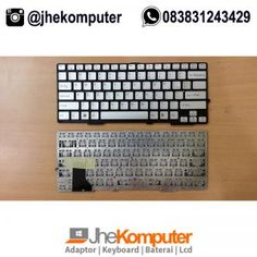 Keyboard Laptop Sony SVT13 white