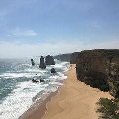 12 apostles 'GOR' #12apostles #greatoceanroad #greatoceanroadtrip #caravaning #summer #january #2016 by allie_jane76 http://ift.tt/1ijk11S