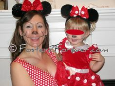 See related links to what you are looking for. Mouse Costume, Galleries, Minnie Mouse, Costumes, Image, Black, Dress Up Clothes, Black People, Costume