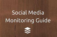 Social Media Monitoring Primer │ http://mydigitera.com/?p=2137