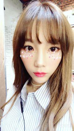 Taeyeon (SNSD) - Selca