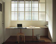 Architecten Els Claessens en Tania Vandenbussche (BE) - Glasramen atelierwoning Gent