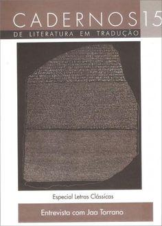 Cadernos de Literatura em Tradução Nº 14 | Editoração e Distribuição