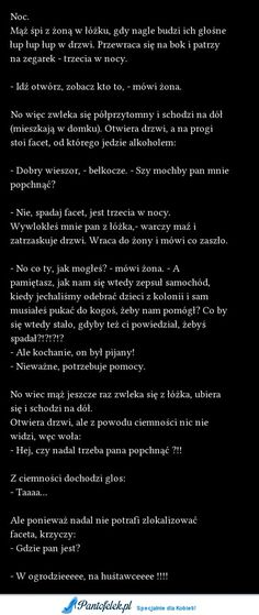 Musisz to przeczytać! Hahaha Hahaha, A Funny, Best Memes, Clever, Inspirational Quotes, Humor, Marriage, Life Coach Quotes, Cheer