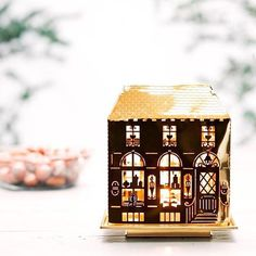 Christmas House - Jette Froelich