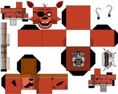 golden Freddy by hollowkingking on DeviantArt Five Nights At Freddy's, Paper Toys, Paper Crafts, Freddy S, Origami, Halloween, Birthday, Jumping Jacks, Minecraft