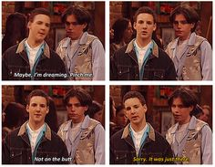"19 Reasons Cory And Shawn Were The Most Important Couple On ""Boy Meets World"""