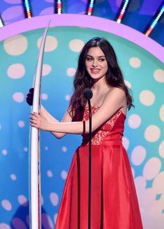 Odeya Rush at event of Teen Choice Awards 2014