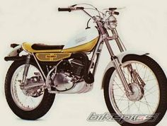 No 1 - 1974 Yamaha TY 250