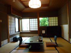 "Camera di ""Yuzuya""(Hotel), Gion Kyoto Japan"