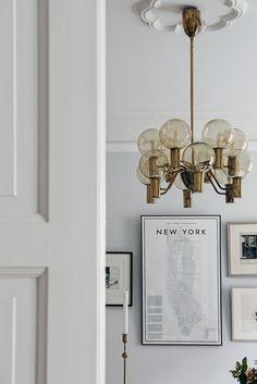 Separate dining room - via Coco Lapine Design blog