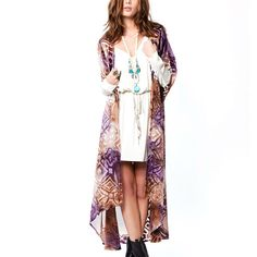 Paintbrush Kimono Lavender design inspiration on Fab.  I would love to have this ;) ;)