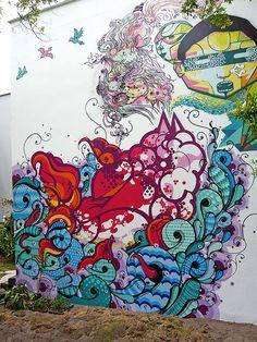 #art #arte #grafite #grafitti #bomb #the #system