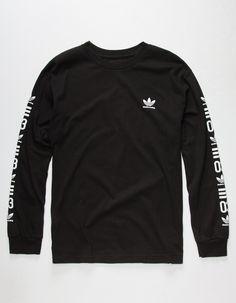 ADIDAS ADV Tracker Mens T-Shirt 268734100 | L/S & Baseball Tees
