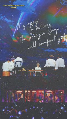 Its just beautiful. Bts Lyrics Quotes, Bts Qoutes, K Pop, Bts Wallpaper Lyrics, Bts Group Photos, Bts Aesthetic Pictures, Album Bts, Bts Backgrounds, Bts Concert