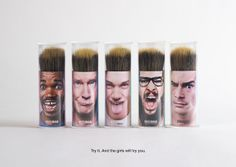 Brushman on Packaging of the World - Creative Package Design Gallery