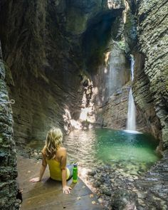 Kozjak Waterfall, Slovenia by Wandering Wheatleys