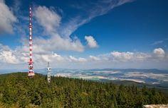 Czech Republic - Kleť lookout tower