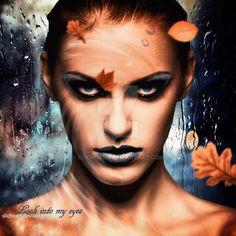 Look into my eyes by SlichoArt on DeviantArt
