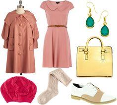 Moonrise Kingdom Fashion Suzy Bishop Inspired Outfit 2