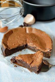 Fondant Baulois, gâteau au chocolat
