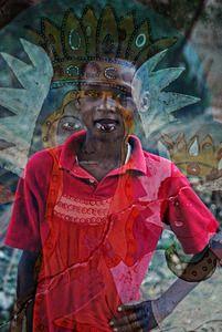 Haiti Mary no. 2