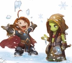 Varian and Thrall