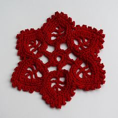 crochet motif - free chart here https://www.flickr.com/photos/deleewit/8640132060/in/photostream/