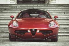 Alfa Romeo Disco Volante!