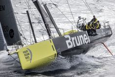 TEAM BRUNEL | Volvo Ocean Race 2014-2015