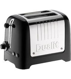 DUALIT - Lite two-slice toaster | Selfridges.com