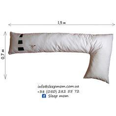 I-образная подушка для беременных. Размер  170 35 см. Ткань  50% котон, 50%  лен. Съемная наволочка Подушка на молнии для самостоятельного регулирования  ... 53452ec9729