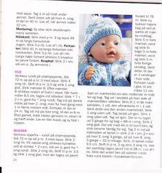 knitting books: knitting fashion for dolls Knitting Dolls Clothes, Doll Clothes Patterns, Doll Patterns, Knitting Patterns, Knitting Books, Baby Knitting, Baby Bib Tutorial, Knit Crochet, Crochet Hats