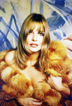 Sharon Tate, 1966. Photographed in London by Milton Greene