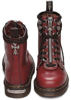 Chrome Hearts - Doc Martins
