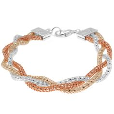 Tutorial - How to: Braided Silk Bracelet | Beadaholique