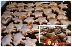 Archívy Recepty - Page 5 of 804 - To je nápad! Christmas Cookies, Cookie Cutters, Stuffed Mushrooms, Vegetables, Breakfast, Kitchen, Food, Basket, Xmas Cookies
