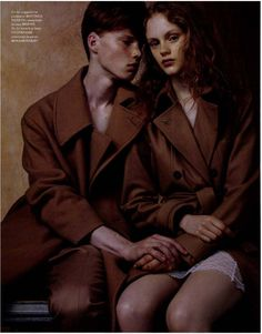 Flair issue 18 - ottobre 2015 Trench in lana #ottodame #fw15