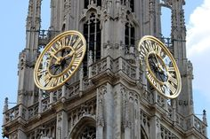 Antwerp Cathedral Belgium  199 by ~Rowanelle on deviantART
