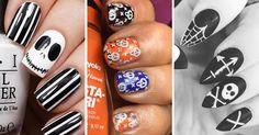 + 270 Diseños de Uñas de Halloween 2017 | Decoración de Uñas - Nail Art - Uñas decoradas Hair Beauty, Nail Polish, Nail Art, Nails, Board, Perfect Nails, Nailed It, Girls, Finger Nails