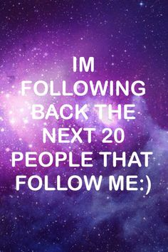 Please help me reach that goal Love You, Just For You, Let It Be, My Love, Follow Spree, Art Brut, Chat Board, Please Help Me, Follow You