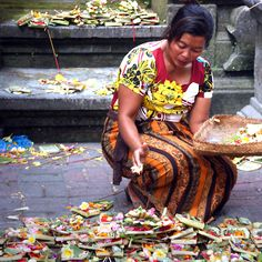 'Offerings, Ubud Market, Bali' by JonathaninBali Ubud Indonesia, Bali, Marketing, People, Island, Block Island, Islands, People Illustration, Folk