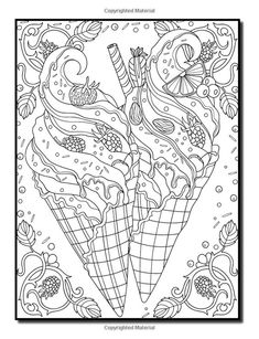 "alisaburke: free GIANT coloring page! ~ called ""engineer print"" sized at X . Printable for cheap at Staples, etc. Food Coloring Pages, Adult Coloring Book Pages, Printable Adult Coloring Pages, Coloring Pages To Print, Free Coloring, Coloring Sheets, Coloring Books, Zentangle, Illustration"