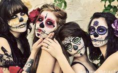 Día de los Muertos photography idea