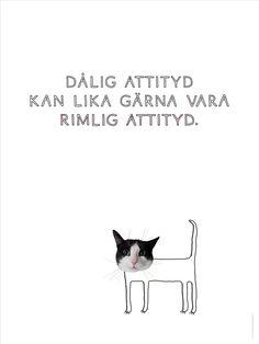 Barkar Åt Skogen - Page 3 of 130 - En till Just Wanna Have Fun webbplats Small Words, Love Words, Swedish Quotes, Boys Are Stupid, Word Up, Words Quotes, Sentences, Slogan, Feminism