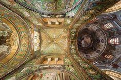 @TurismoRavenna: #TheGreatBeauty in Italy is everywhere: #Ravenna, la Basilica San Vitale [#ITisme]