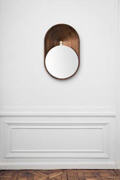 nodern mirror - miroir mono #homedecor
